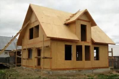 Строительство домов по канадской технологии 2