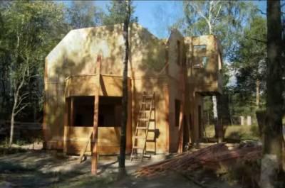 Строительство домов по канадской технологии 3
